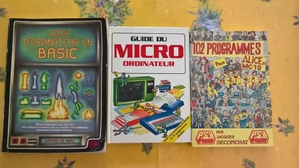 Micro-ordinateur Tandy MC-10 / Alice Image_11