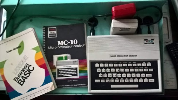 Micro-ordinateur Tandy MC-10 / Alice Image_12