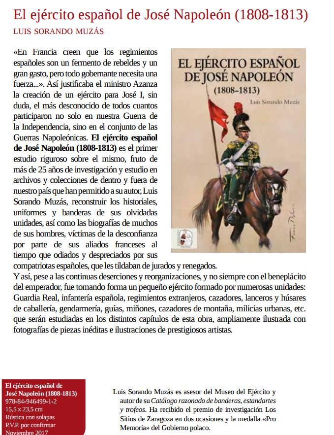 El Ejército Español de José Napoléon 1808-1813 Desper10
