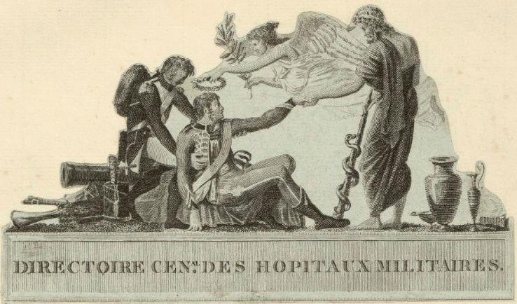 les hôpitaux militaires sous la Révolution Regiet11