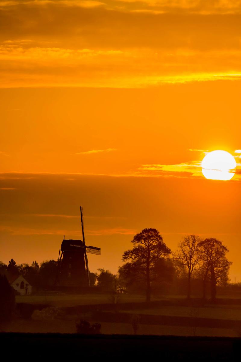 levée de soleil sur moulin N2 Lever_10