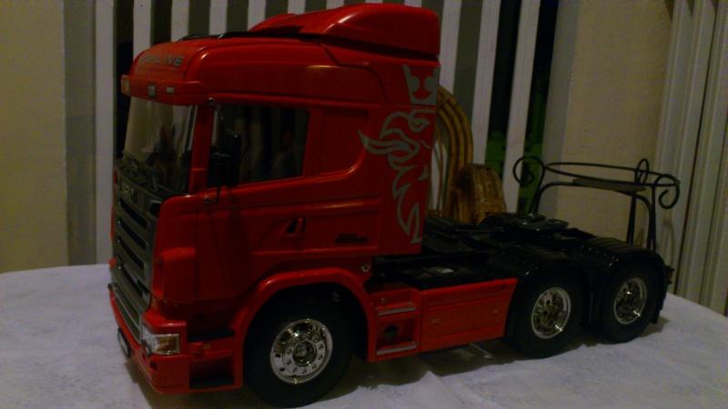 mon nouveau scania rouge Dsc_0215
