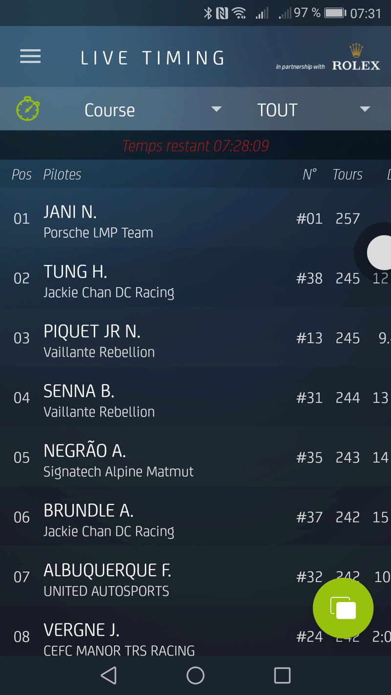 Le Mans 2017 - Page 4 Screen13