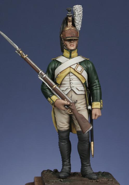 Vitrine Alain 2  Chevau-léger Polonais de la Garde 1810 MM 54 mm ) - Page 2 Cpdra110