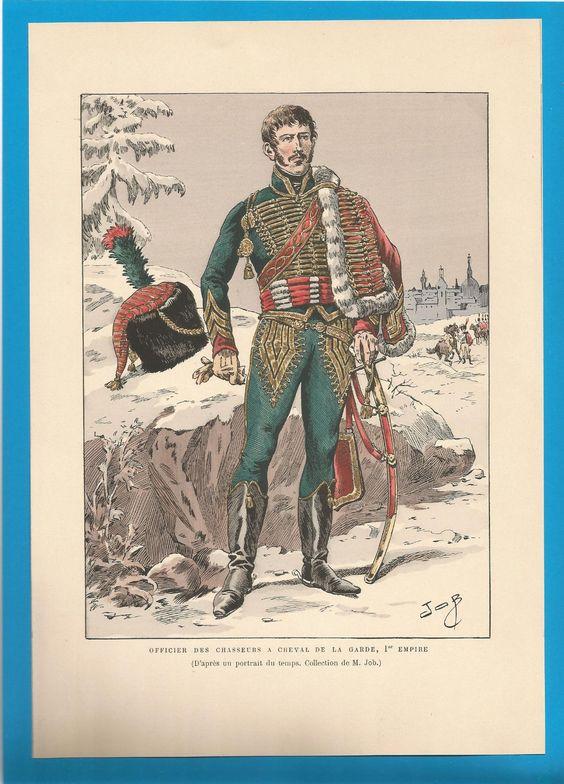 Officier des chasseurs de la GI (fini)  - Page 3 E3627b10