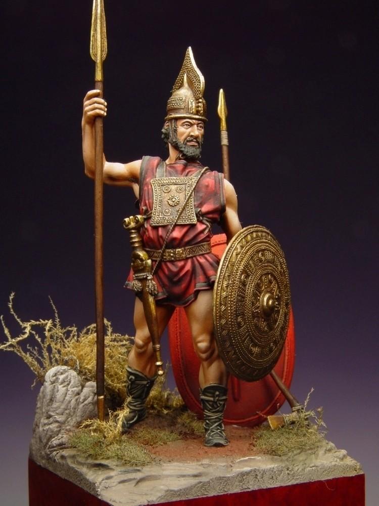 Guerrier Etrusque Villanovien par BONO Efdv5410