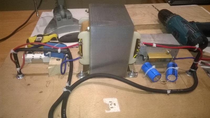Peux t'on brancher un ampli sur une ligne 100V sans transfo ? Wp_20111