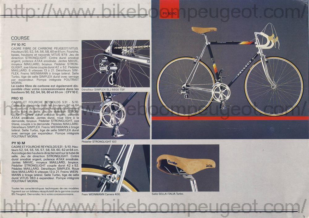 Peugeot PY10 FC 1984-5 Peugeo10