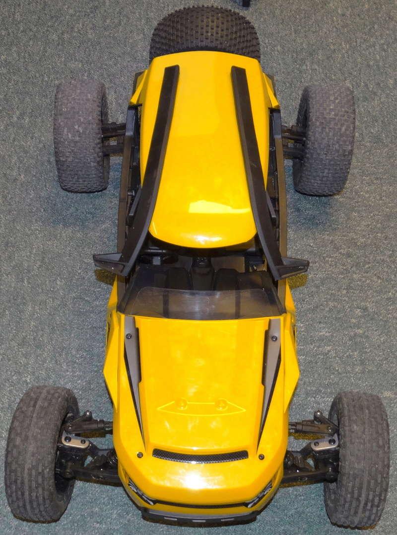 AMEWI Hammerhead V2 1:6 Brushless-Buggy 2WD mit AVC Dsc07611