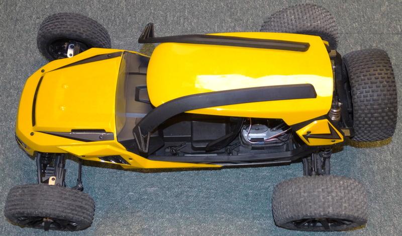 AMEWI Hammerhead V2 1:6 Brushless-Buggy 2WD mit AVC Dsc07613