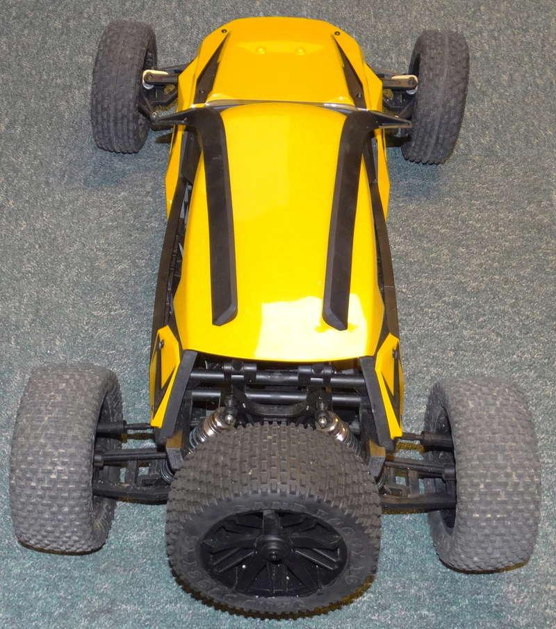 AMEWI Hammerhead V2 1:6 Brushless-Buggy 2WD mit AVC Dsc07614