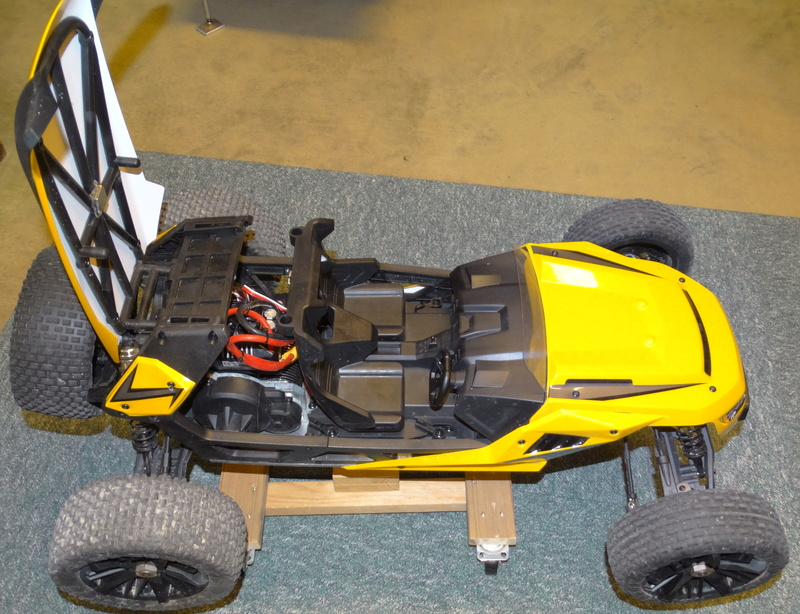 AMEWI Hammerhead V2 1:6 Brushless-Buggy 2WD mit AVC Dsc07617