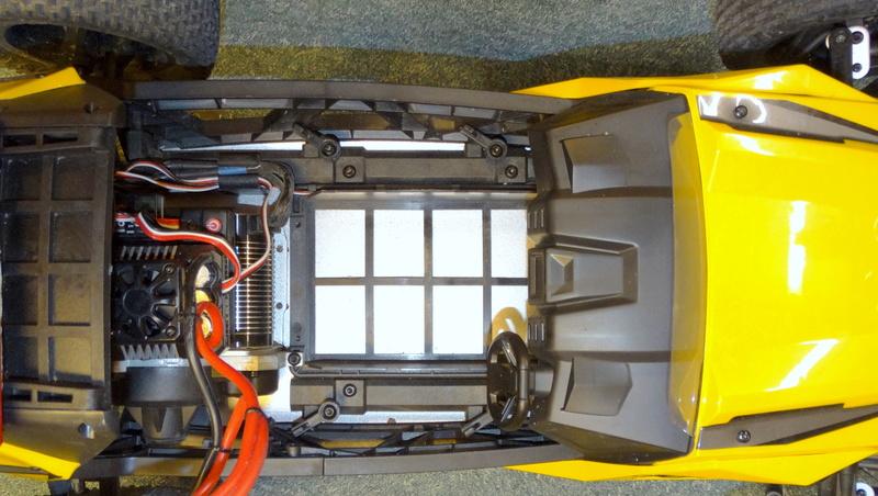AMEWI Hammerhead V2 1:6 Brushless-Buggy 2WD mit AVC Dsc07623