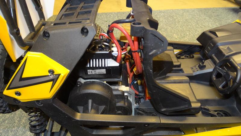 AMEWI Hammerhead V2 1:6 Brushless-Buggy 2WD mit AVC Dsc07625