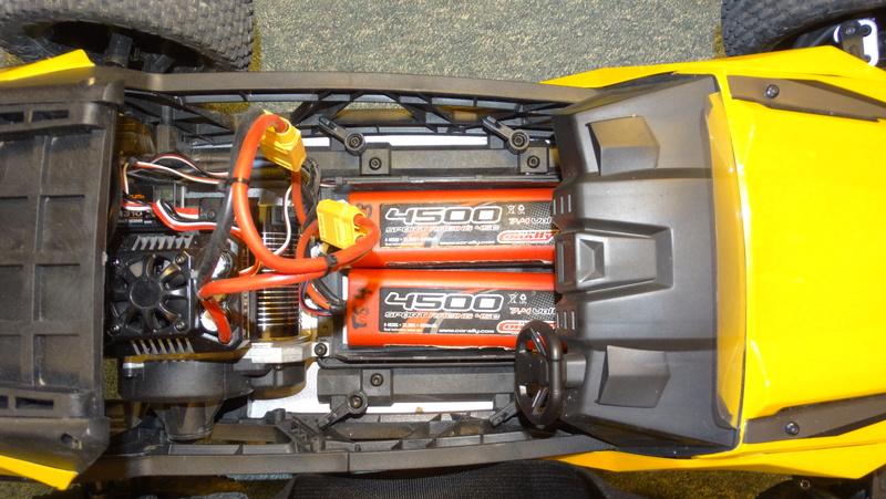AMEWI Hammerhead V2 1:6 Brushless-Buggy 2WD mit AVC Dsc07626