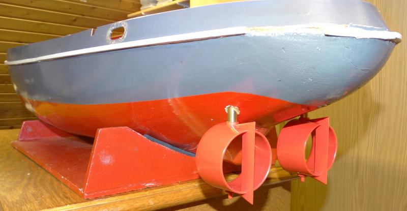 """Hafenschlepper """"Hamburg II"""" - Totalrenovierung/Umbau eines robbe-Veteranen Dsc07726"""