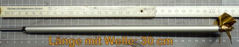 """Hafenschlepper """"Hamburg II"""" - Totalrenovierung/Umbau eines robbe-Veteranen Dsc07823"""