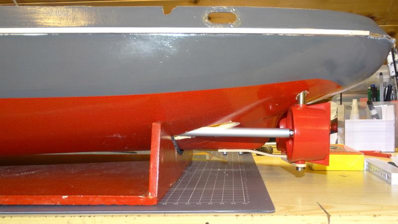 """Hafenschlepper """"Hamburg II"""" - Totalrenovierung/Umbau eines robbe-Veteranen - Seite 2 Dsc07827"""