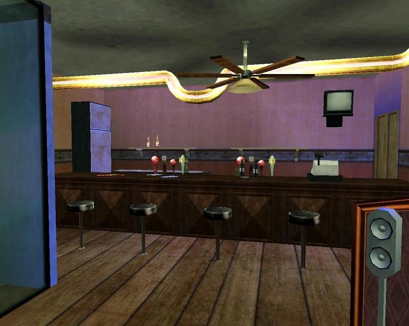 VENTE - BAR STRIP-TEASE  proximité GANTON (Rénové) Galler11
