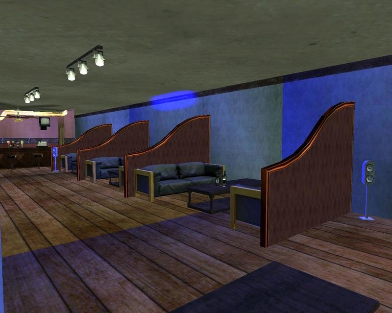 VENTE - BAR STRIP-TEASE  proximité GANTON (Rénové) Galler17
