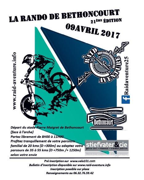 Rando VTT de Bethoncourt Dimanche 09 Avril Captur10
