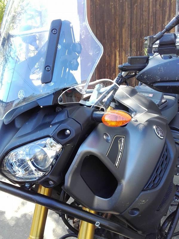 Déflecteurs de bulle Yamaha 18052710
