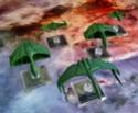 Eine weitere romulanische Expedition legt ab 211