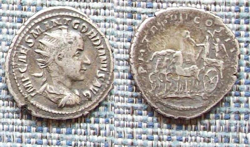Antoninien de Gordien  au Quadrige Gordie10
