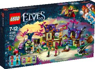 (Produit dorénavant indisponible) Mars 2017 - LEGO® 41185 Sauvetage magique du village des Gobelins 41185_10