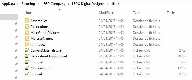 Avoir les Stickers LEGO Elves dans LEGO Digital Designer Ldd210