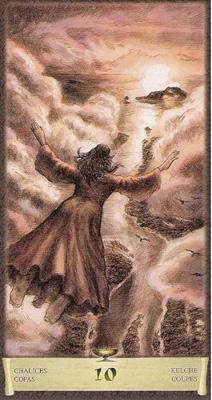 """наши - """"Описание Масти Чаш Таро Чёрный Гримуар""""  Чаши – это наши Сны. Они отображают эмоции и Элемент Воды. Гримура снов. 13372919"""