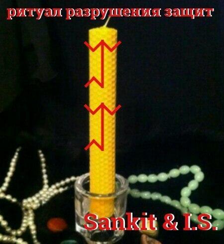 Ритуал разрушения защит   Sankit & I.S.  7dfe9p10