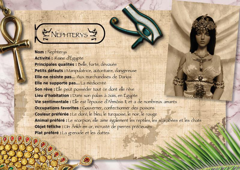 [IH Isis] ▲ Nephterys - Ouadjet ▲ (p.9) - Page 6 Nephte17