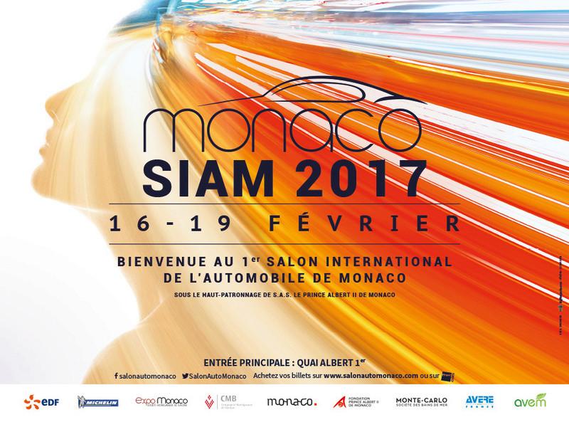 Salon international automobile monaco (SIAM) 2017 7e2d4111