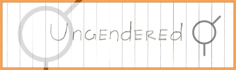 Ungendered Community Forum