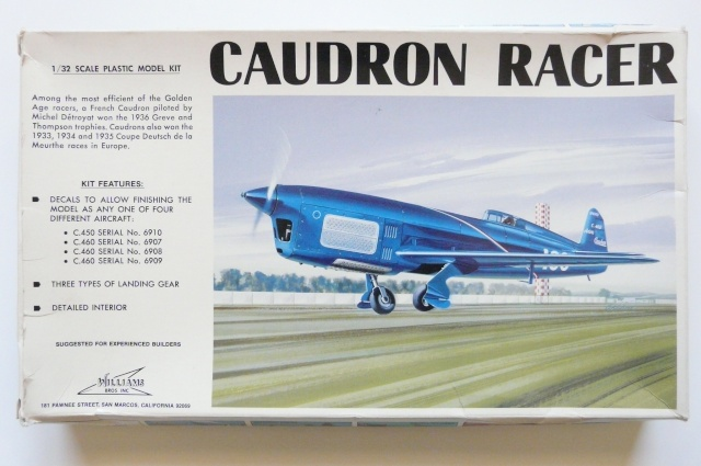Caudron 460 William Bros P1080010