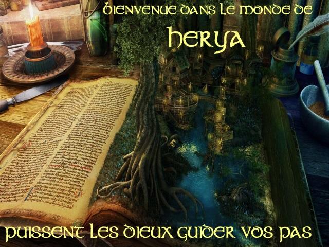 Chroniques d'Herya - Jeu de Rôle