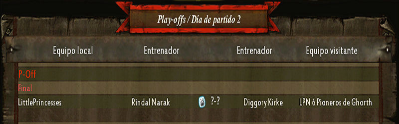 Play Off Ascenso A36