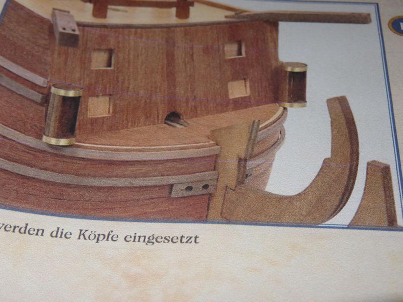 Le Soleil Royal von De Agostini 1 : 70 gebaut von Kurti - Seite 6 S4310