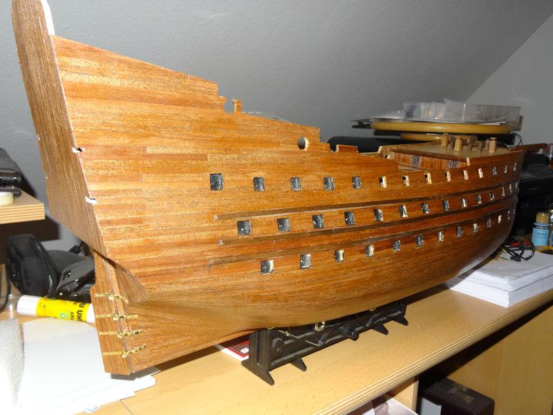 Le Soleil Royal von De Agostini 1 : 70 gebaut von Kurti - Seite 6 S4410