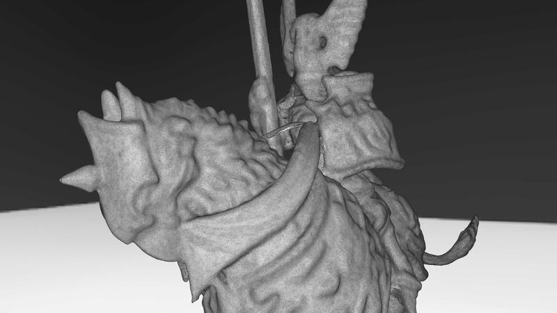 Avis sur Scanner 3D Einscan-S Cavali21