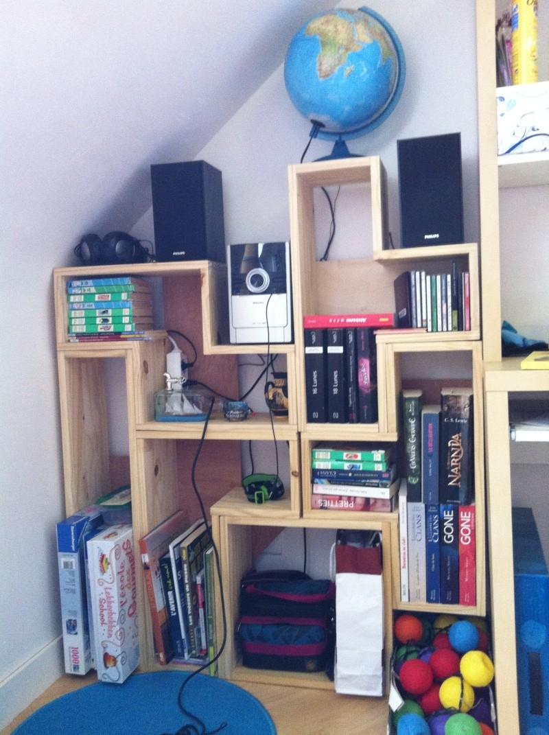 Sobrement intitulé: mes réalisations... Tetris10