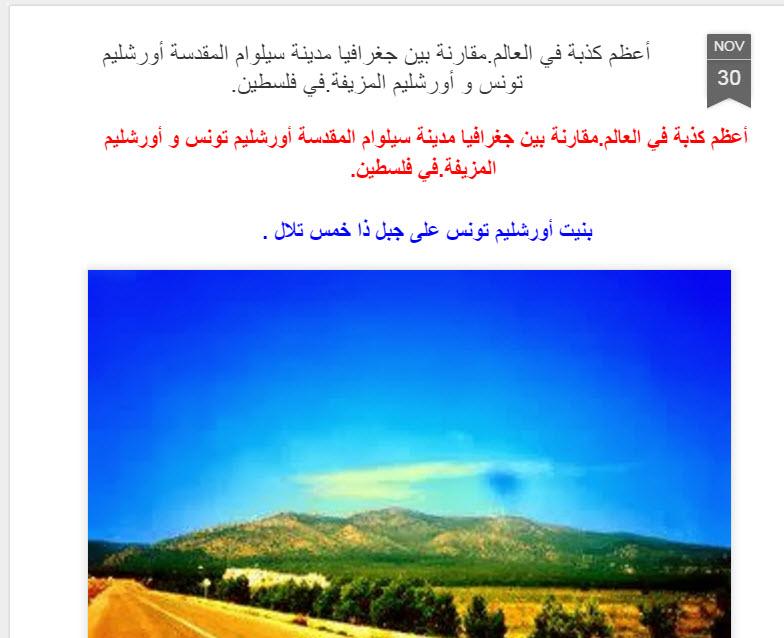 تونس : رأيت خطافين ينزلان بإطار من السّماء. 22-06-10