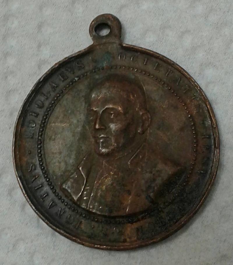 Medalla S. Ignacio de Loyola / Sagrada Familia 17190810