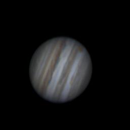 Jupiter 8-4-17 (test C8) 23-11-10