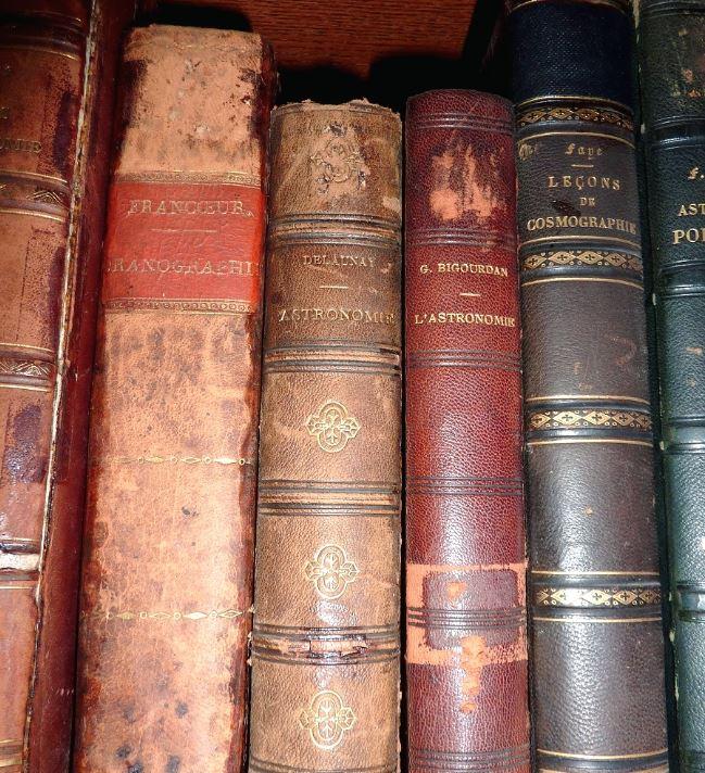 Carte du ciel et livre astronomique de 1880  2a10