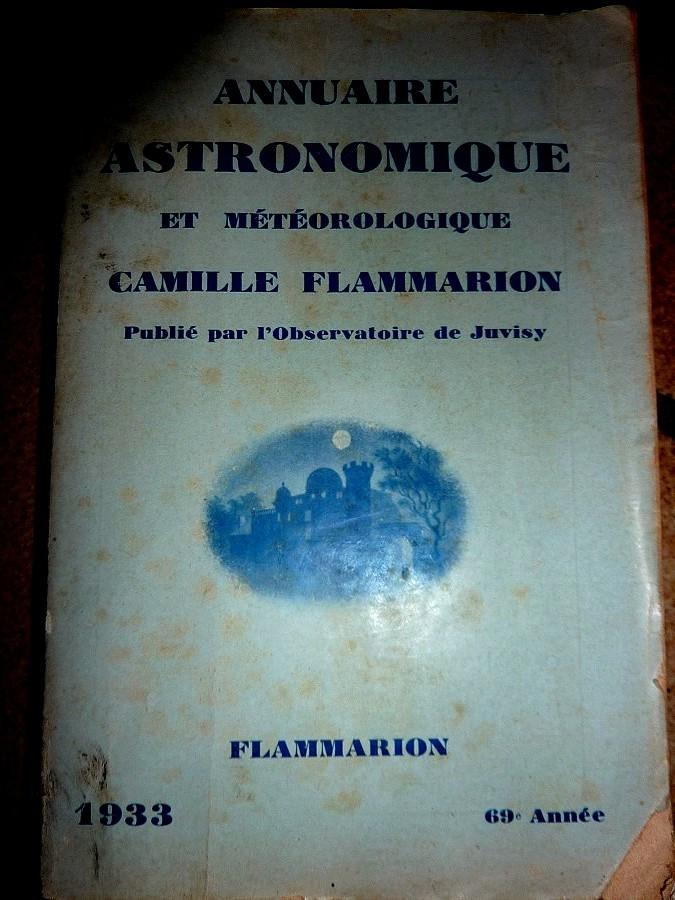 Carte du ciel et livre astronomique de 1880  5a10