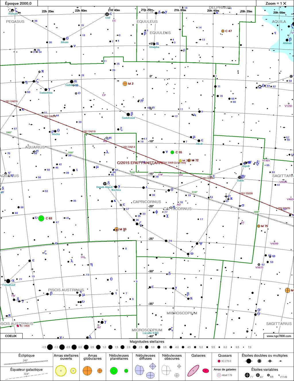 Comète Panstarrs Image111