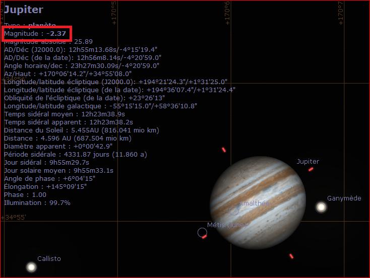 Photométrie - recherche mag Ganymède Jupite10