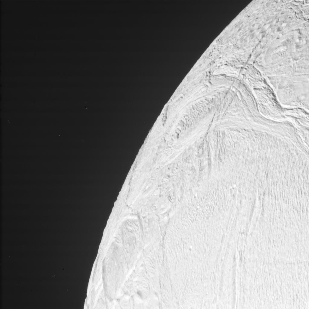 Gallerie images RAW : Cassini Mission to Saturn Origin10